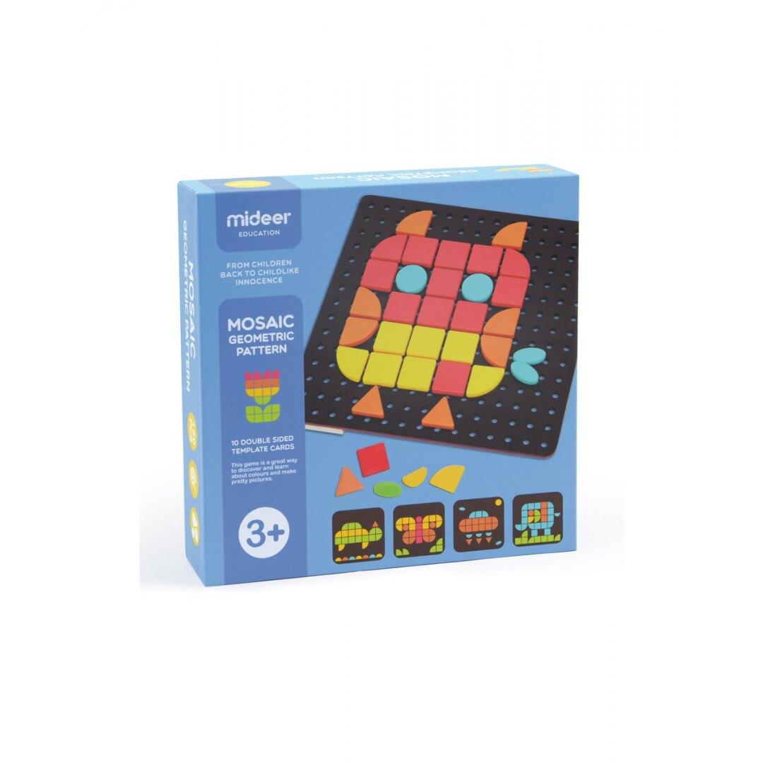 《希臘 MiDeer》兒童馬賽克方塊拼圖 東喬精品百貨