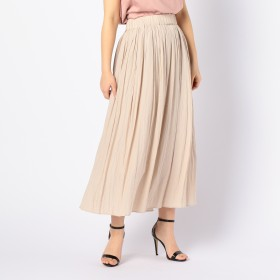 NOLLEY'S(ノーリーズ)/[新色追加]割繊ギャザーロングスカート
