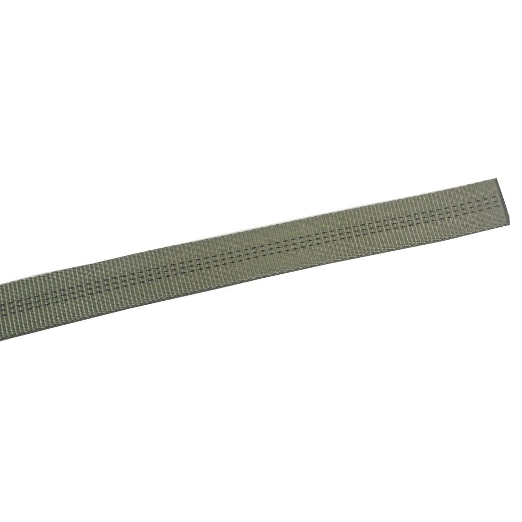 concordia 管狀扁帶 25mm寬 6米長 軍綠色