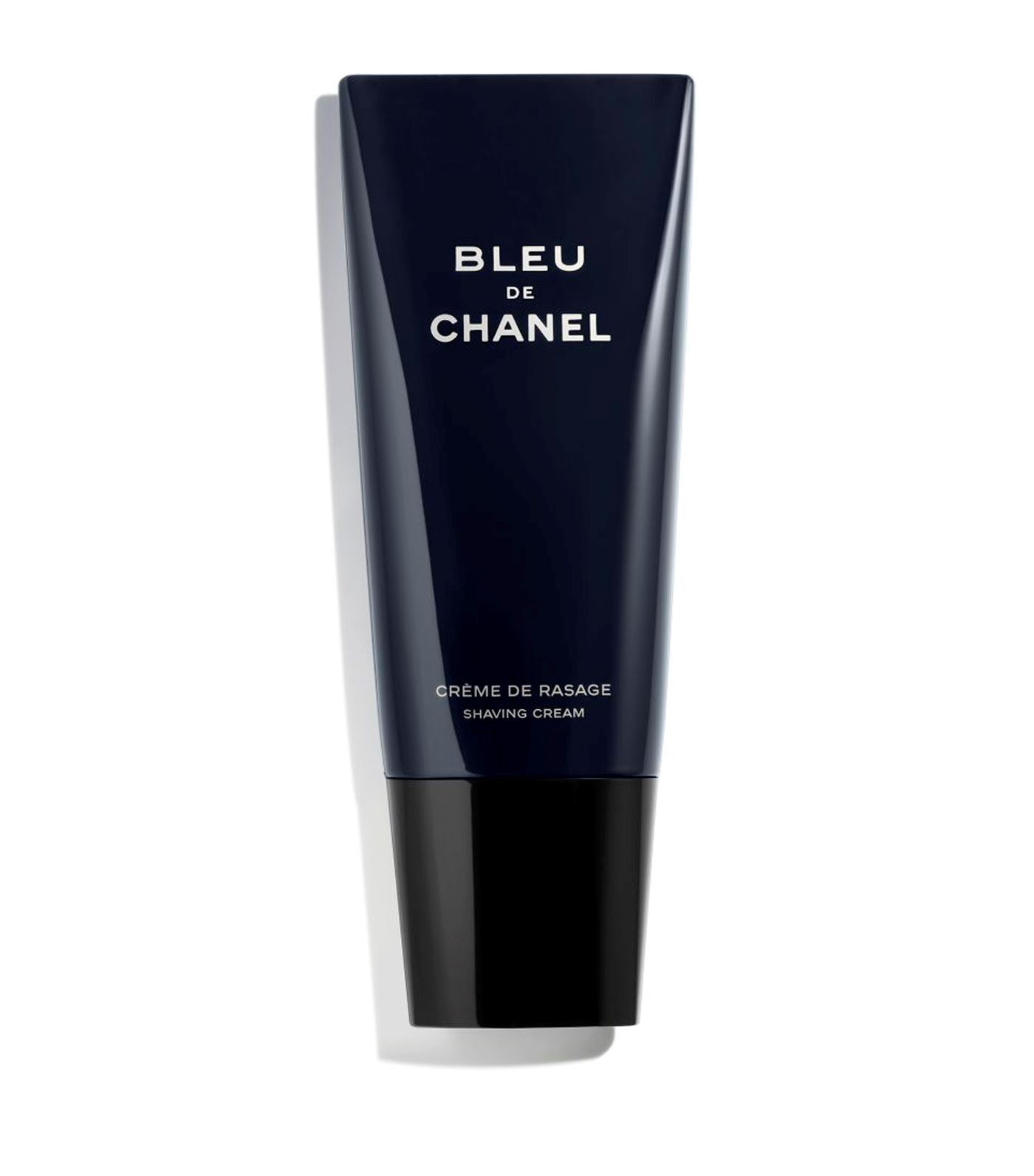 CHANEL - The perfect addition to your daily skincare routine, Chanel's Bleu de Chanel shaving cream