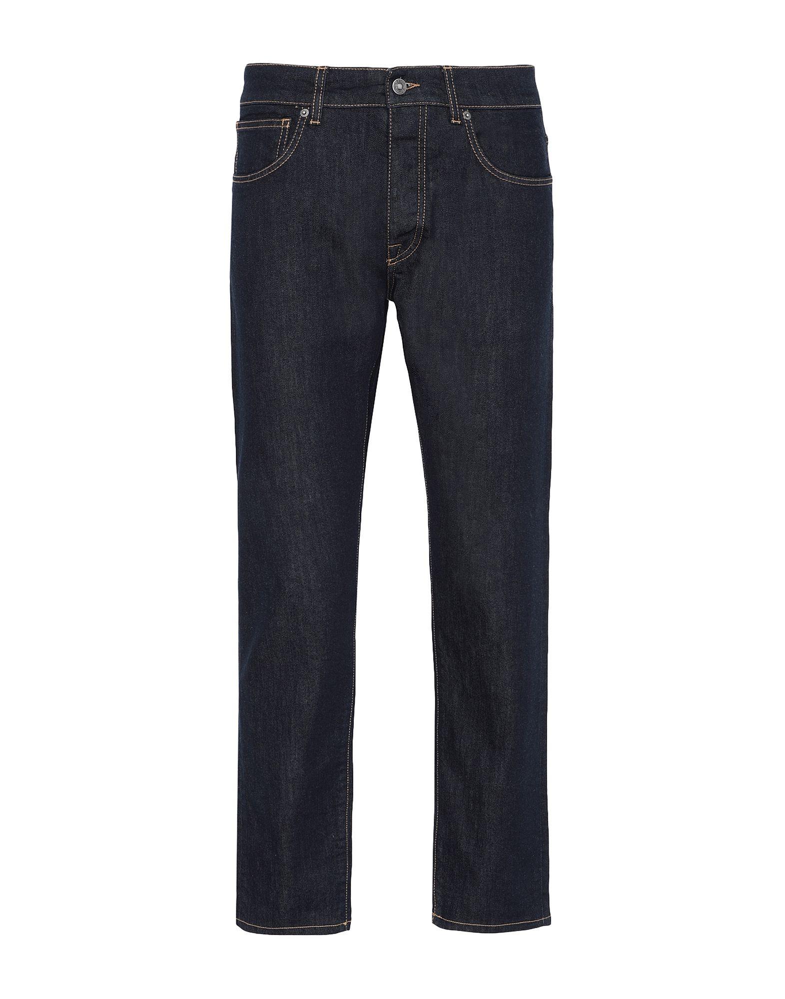 8 by YOOX Denim pants - Item 42759959