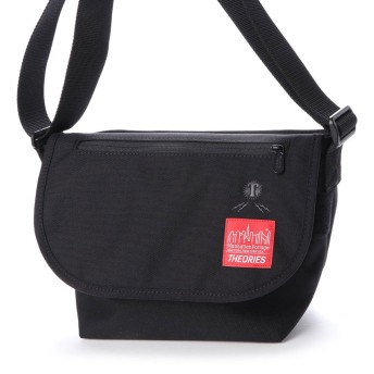 マンハッタンポーテージ Manhattan Portage Manhattan Portage × THEORIES Casual Messenger Bag JR (Black)