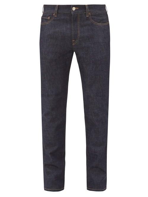 Jeanerica Jeans & Co. - Sm001 Slim-leg Jeans - Mens - Denim