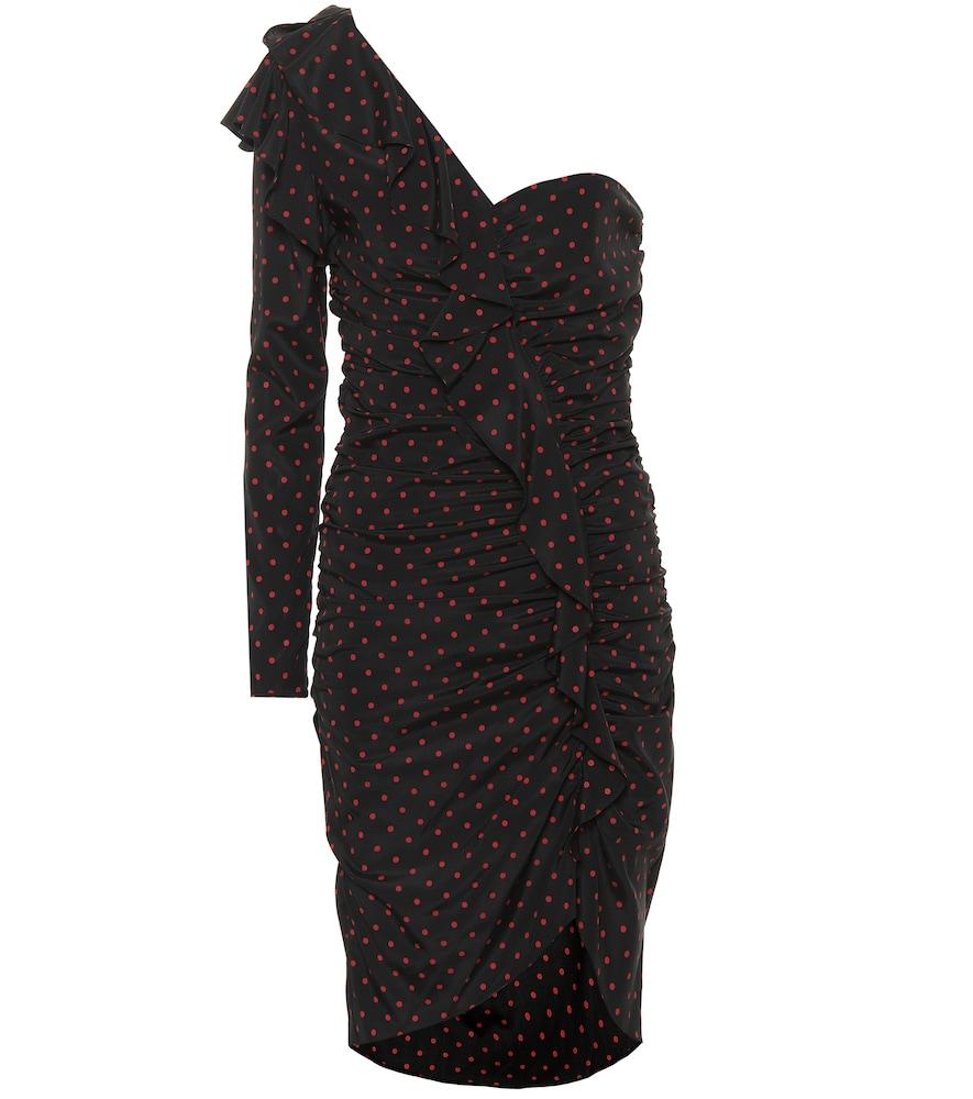 Leona silk dress
