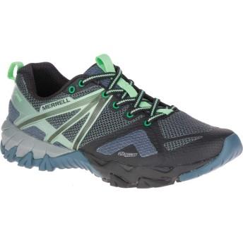 [メレル] シューズ スニーカー MQM Flex GORE-TEX Waterproof Hiking Shoe Grey/Black レディース [並行輸入品]