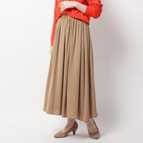 [マルイ]【セール】ギャザーマキシスカート/ザ ショップ ティーケー(レディス)(THE SHOP TK Ladies)