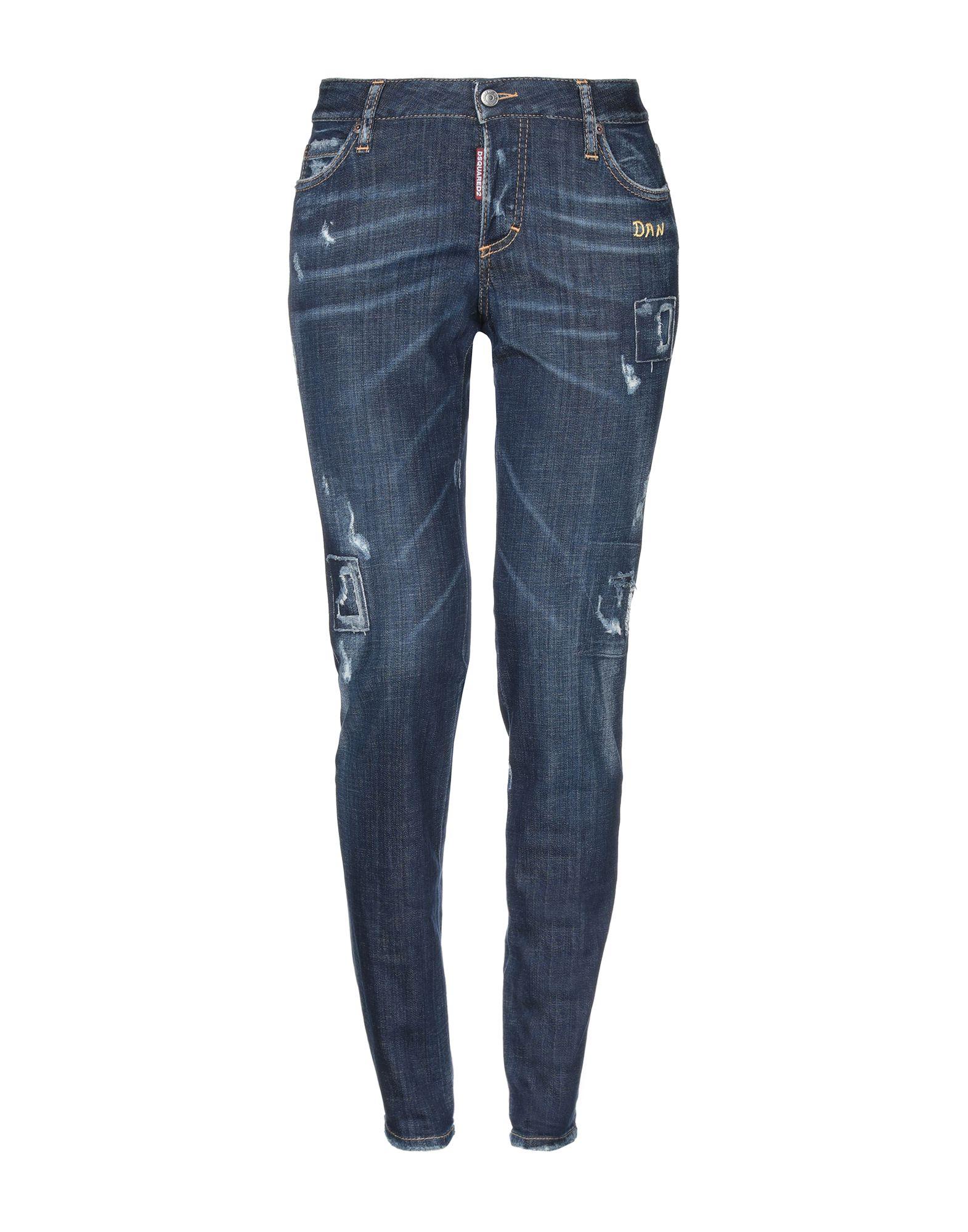 DSQUARED2 Denim pants - Item 42695373