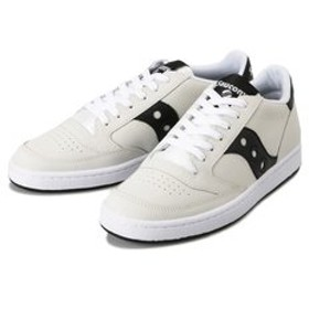 【ABC-MART:シューズ】S70477-1 JAZZ COURT WHITE/BLACK 593533-0001