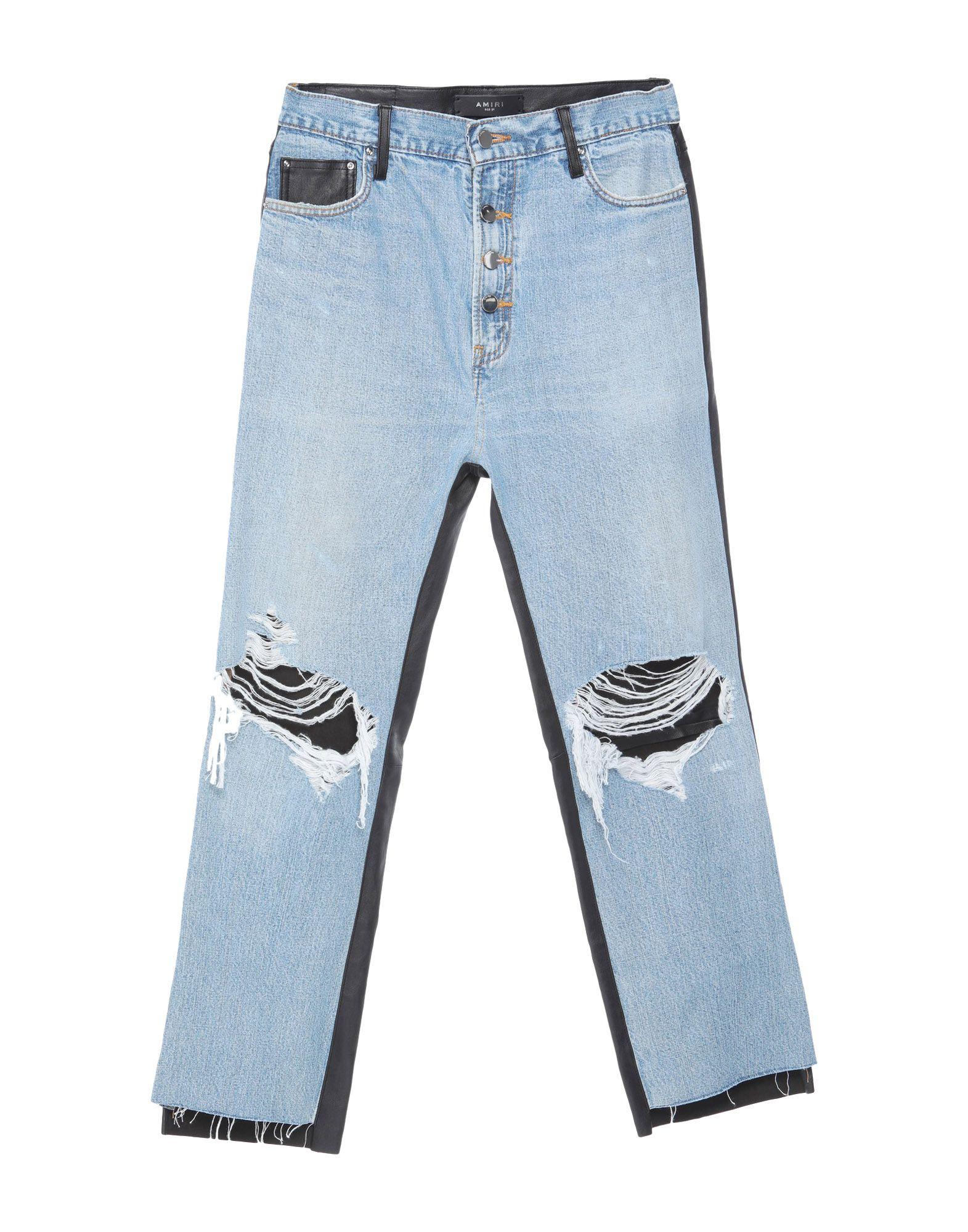 AMIRI Denim pants - Item 42744766