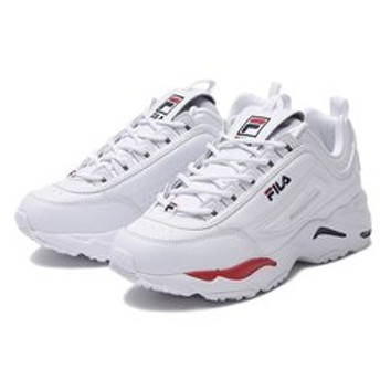 【ABC-MART:シューズ】F05390125 DISTRACER WHITE/NVY/RED 600398-0001