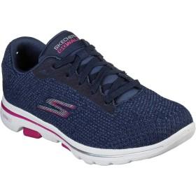 [スケッチャーズ] シューズ スニーカー GOwalk 5 Outshine Sneaker Navy/Pink レディース [並行輸入品]