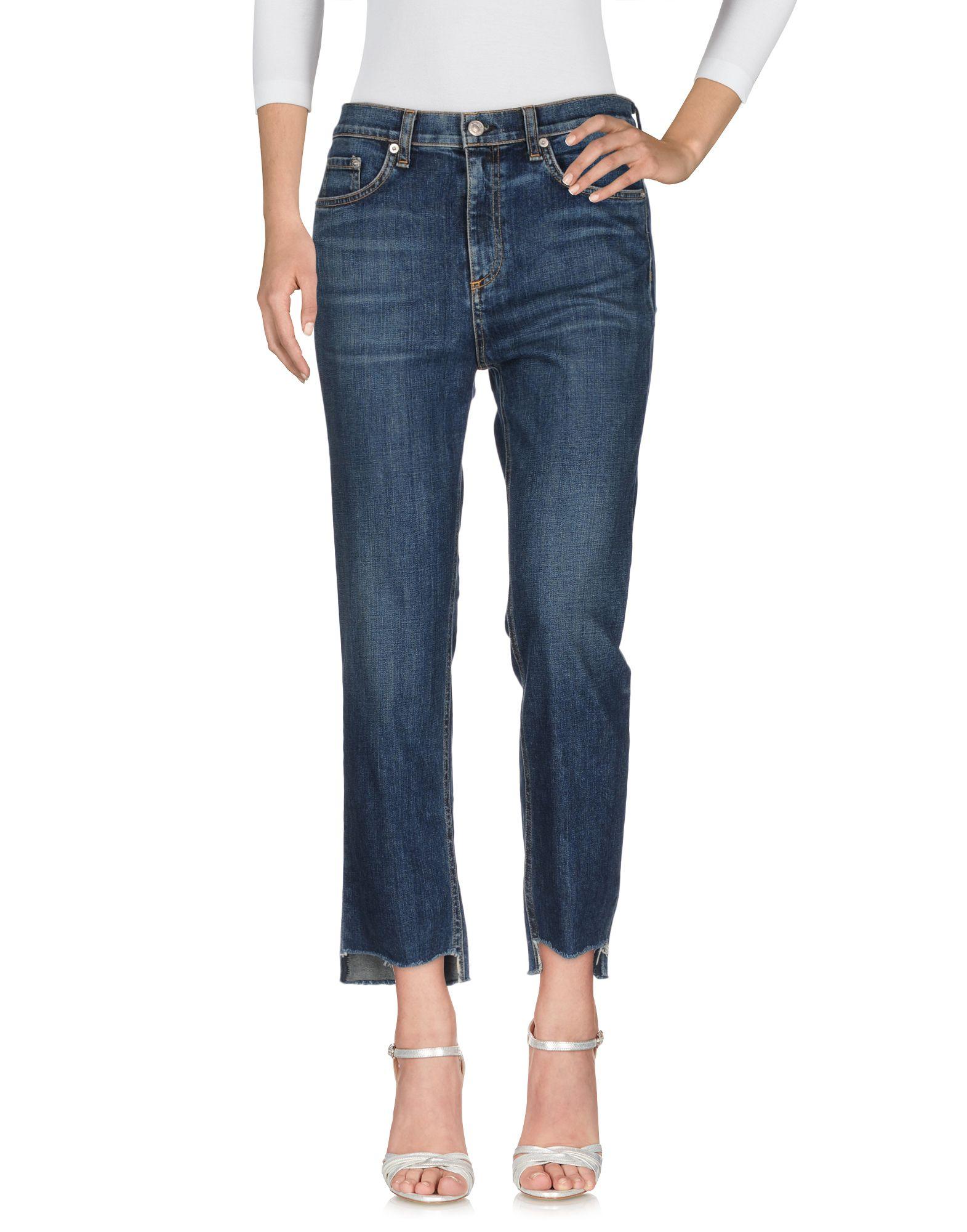 RAG & BONE Denim pants - Item 42640378