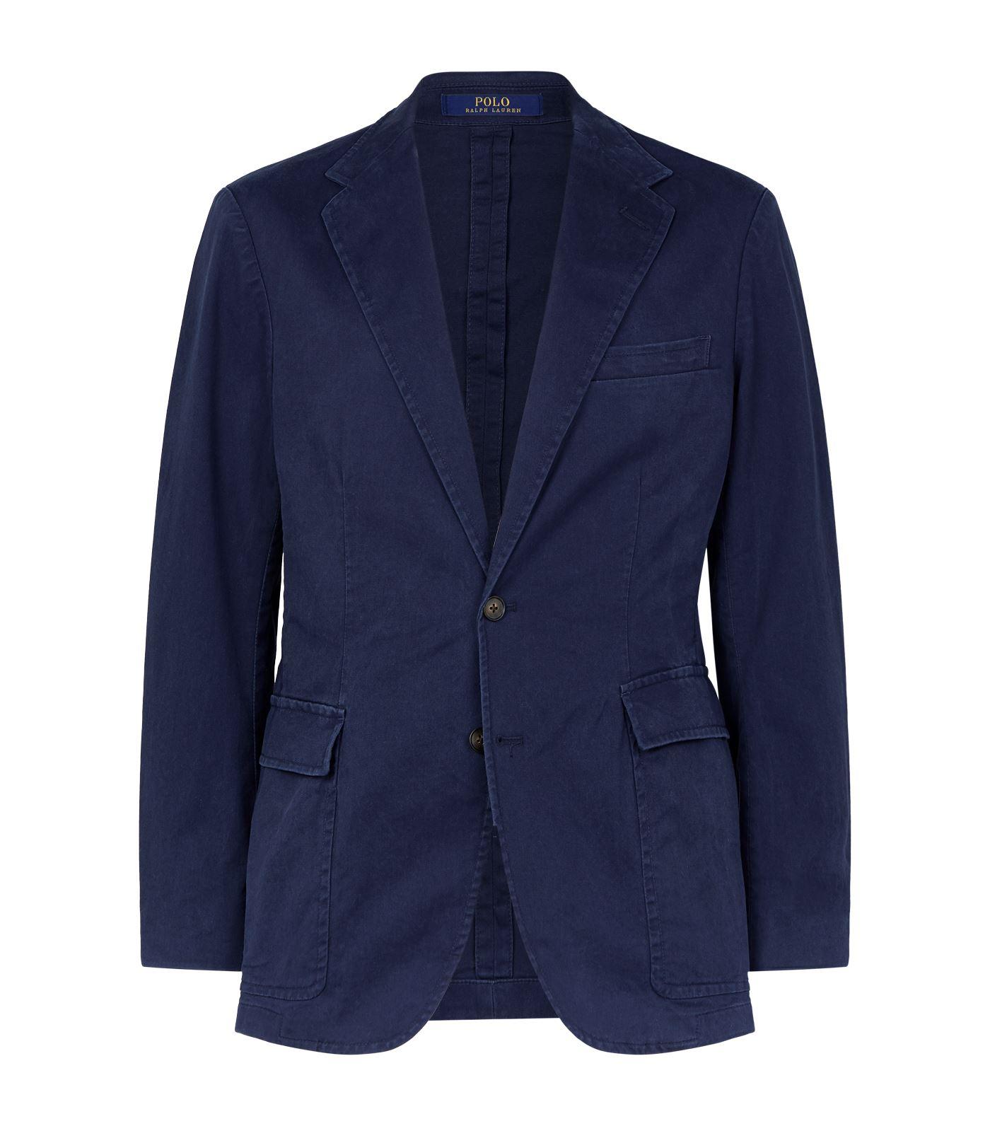 Polo Ralph Lauren - Encompassing the label's preppy aesthetic, this Polo Ralph Lauren blazer is the