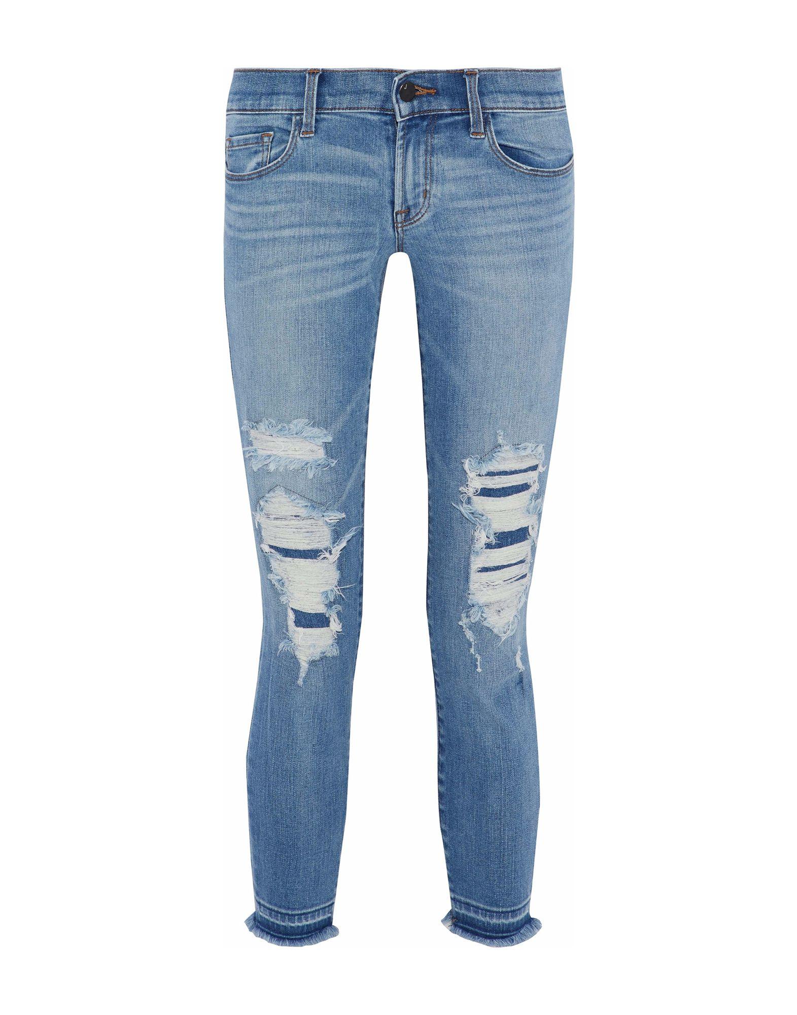 J BRAND Denim pants - Item 42704968
