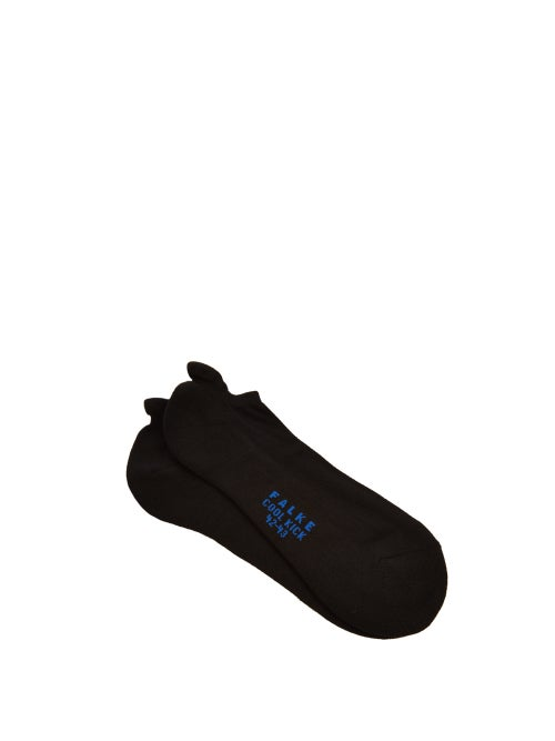 Falke - Cool Kick Trainer Socks - Mens - Black