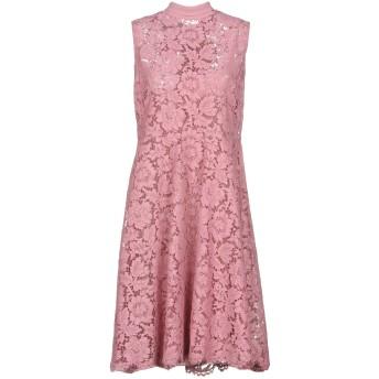 《セール開催中》VALENTINO レディース ミニワンピース&ドレス ピンク 40 91% シルク 9% ポリウレタン