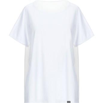 《セール開催中》KO SAMUI レディース T シャツ ホワイト M コットン 100% / シルク