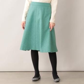SALE【マッキントッシュ フィロソフィー ウィメン(MACKINTOSH PHILOSOPHY WOMEN)】 MOONフレアスカート ブルー