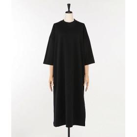 <Traditional Weatherwear/トラディショナル ウェザーウェア> SLIT LONG DRESS 268/AC06/B【三越・伊勢丹/公式】