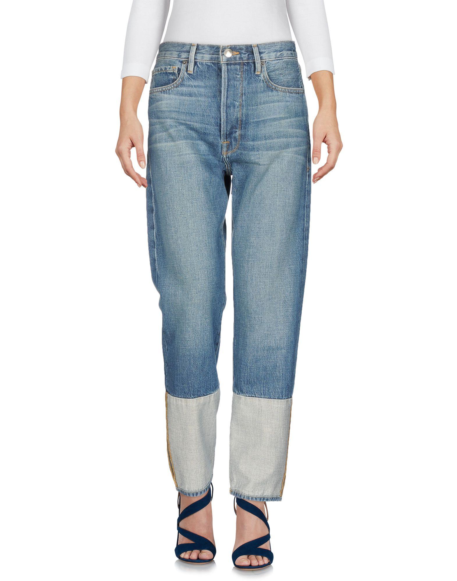 FRAME Denim pants - Item 42671434