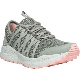 [サッカニー] シューズ スニーカー Versafoam Shift Running Sneaker Grey/Pink レディース [並行輸入品]