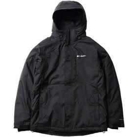 コロンビア(Columbia) メンズ シャスタスロープジャケット ブラック EE0904 010 アウター ジャケット アウトドア スノーウェア 防寒