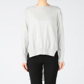 Munich(ミューニック)/soft airy cotton jersey x twill   p/o shirt
