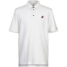 《セール開催中》MASON'S メンズ ポロシャツ ホワイト S コットン 100%