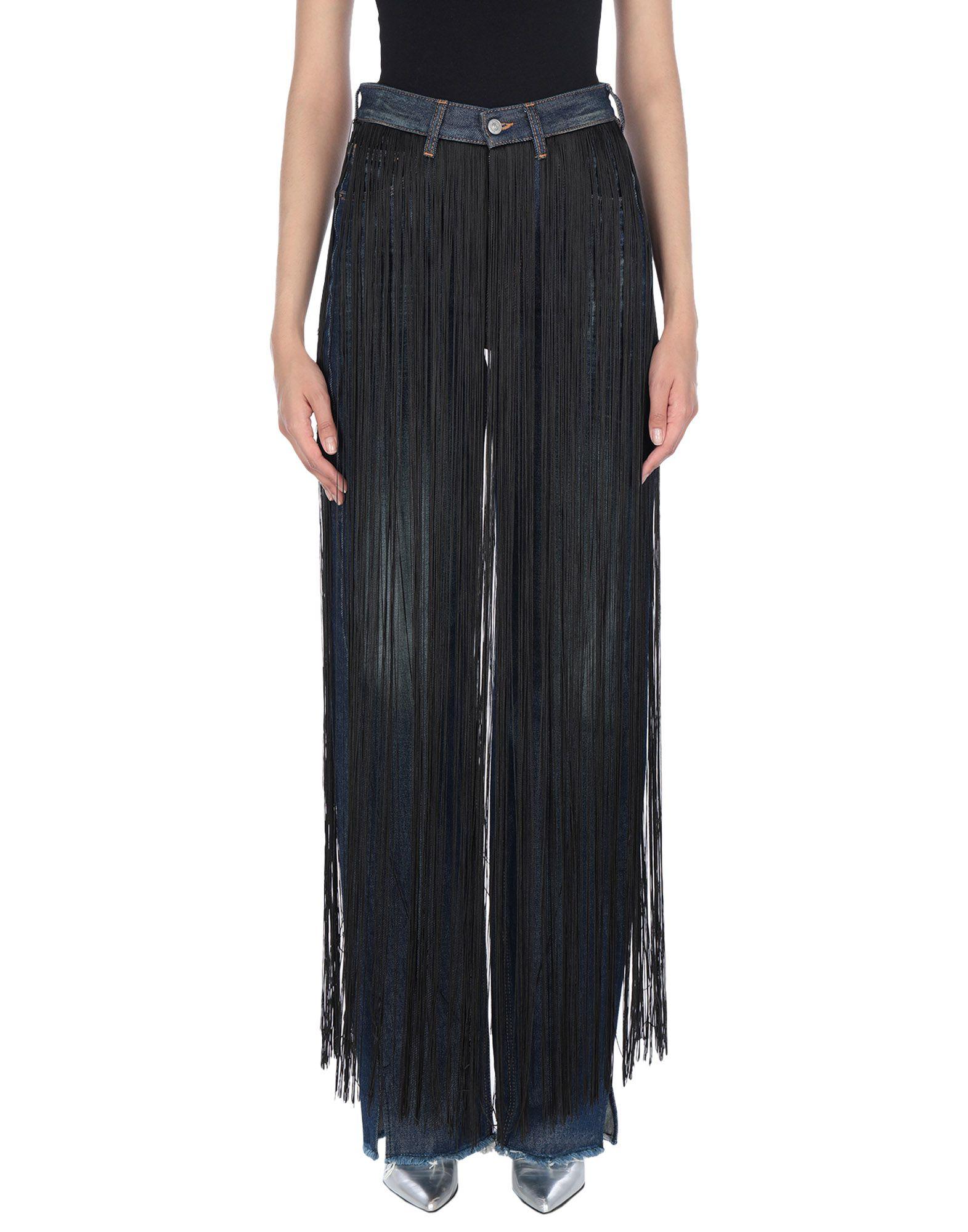 MM6 MAISON MARGIELA Denim pants - Item 42744017