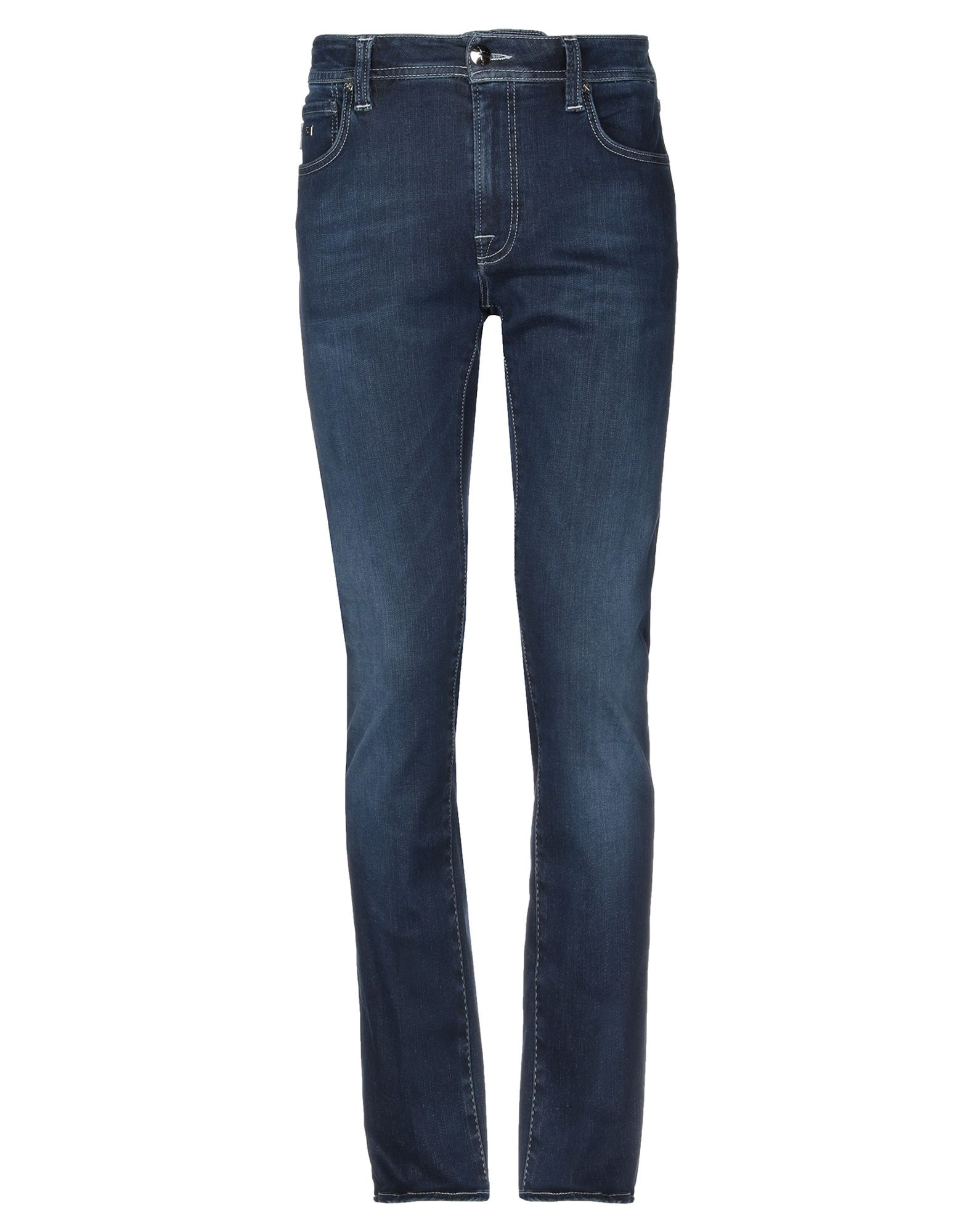 TRAMAROSSA Denim pants - Item 42740847