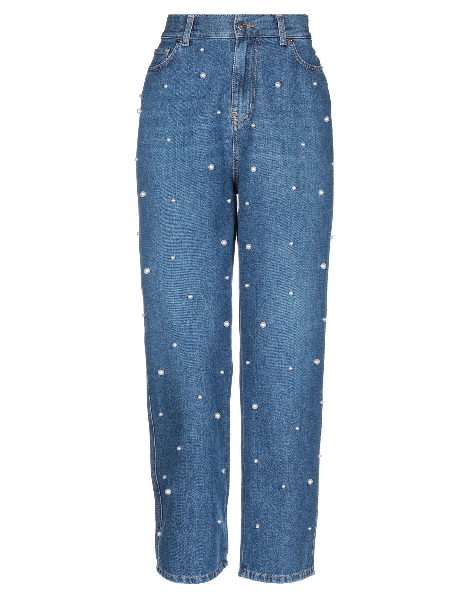 GAëLLE Paris Denim pants - Item 42725094