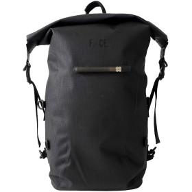 [エフシーイー] F/CE. NO SEAM ZIP LOCK BAG ノーシームジップロックバッグ 完全防水 無縫製 バックパック リュック デイパック ・F1602DR0009 one/black