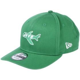 《セール開催中》NEW ERA メンズ 帽子 グリーン M コットン 100%