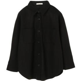 グリーンパークス Green Parks ビッグシャツ (Black)