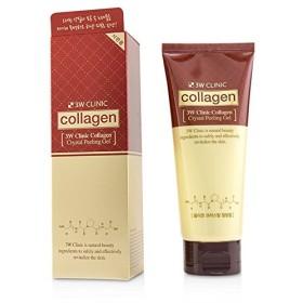 3Wクリニック Collagen Crystal Peeling Gel 180ml/6oz並行輸入品