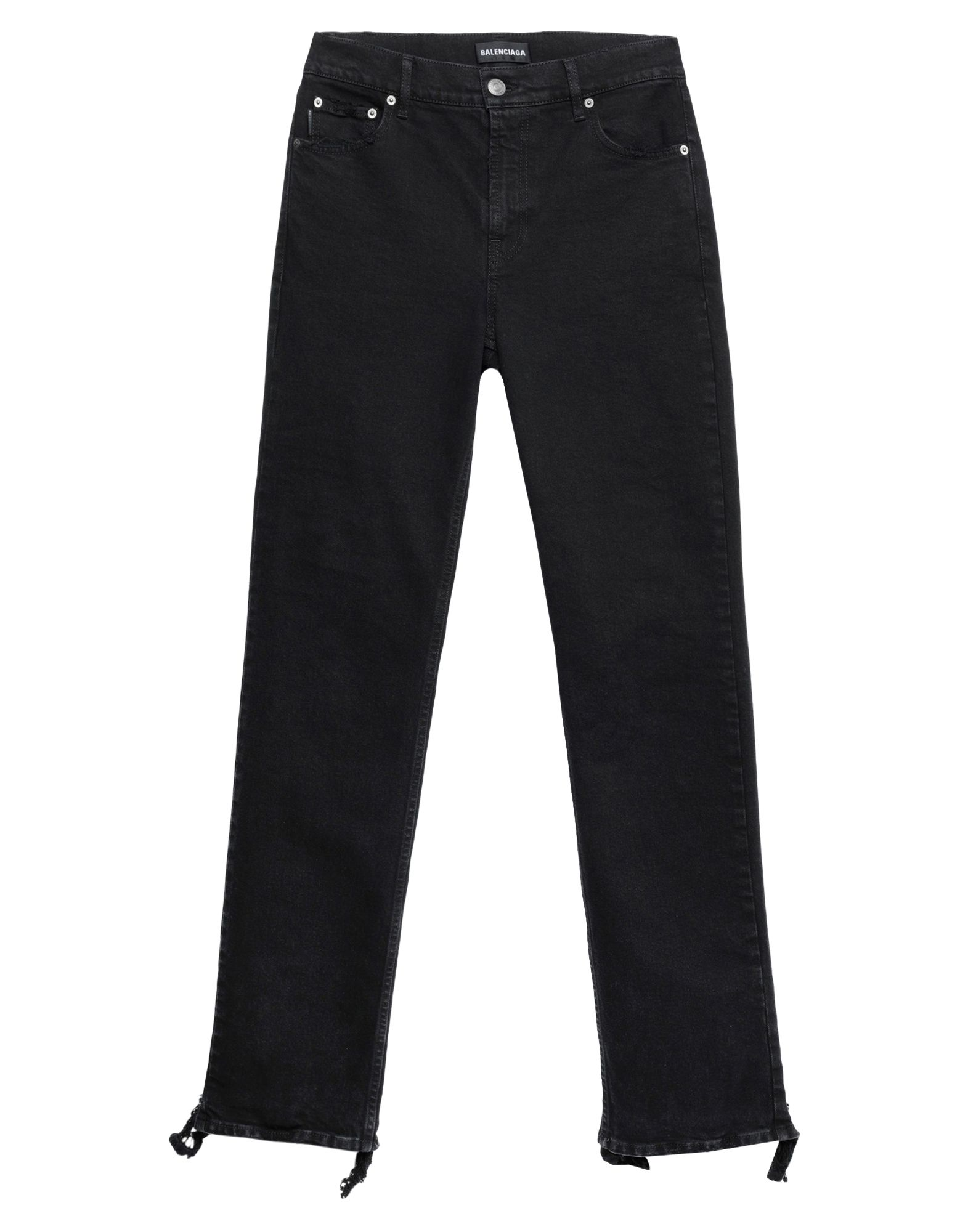 BALENCIAGA Denim pants - Item 42764657