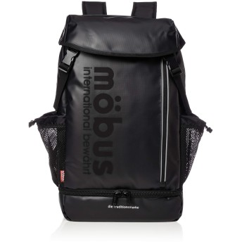 [モーブス] 2層式カブセリュック MBNT509 MBNT509BK ブラック One Size