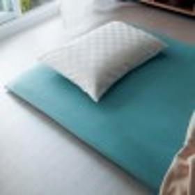綿100%パイルの敷布団カバー
