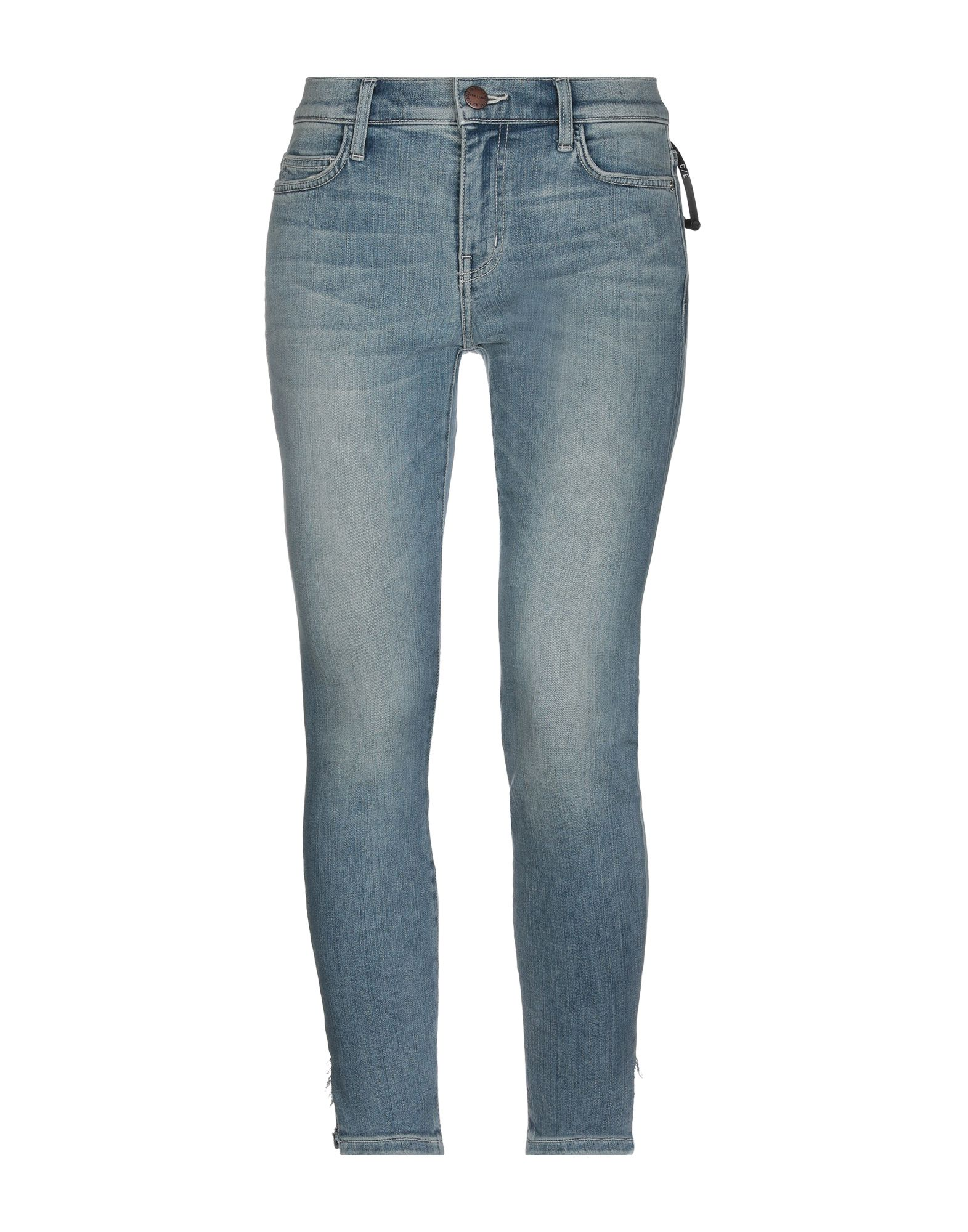 CURRENT/ELLIOTT Denim pants - Item 42711987
