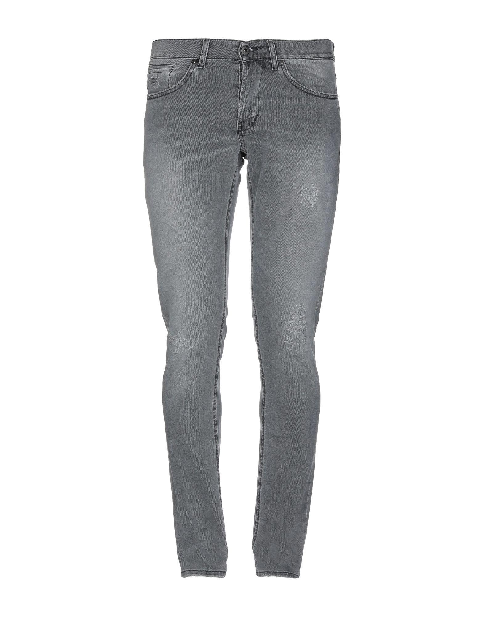 DONDUP Denim pants - Item 42690231