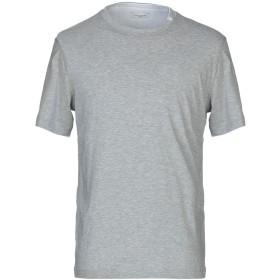 《セール開催中》PAOLO PECORA メンズ T シャツ ライトグレー XL コットン 100%