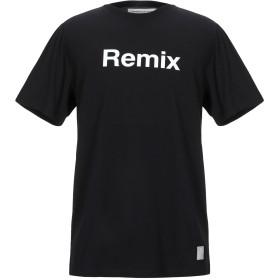 《期間限定セール開催中!》DEPARTMENT 5 メンズ T シャツ ブラック S コットン 100%