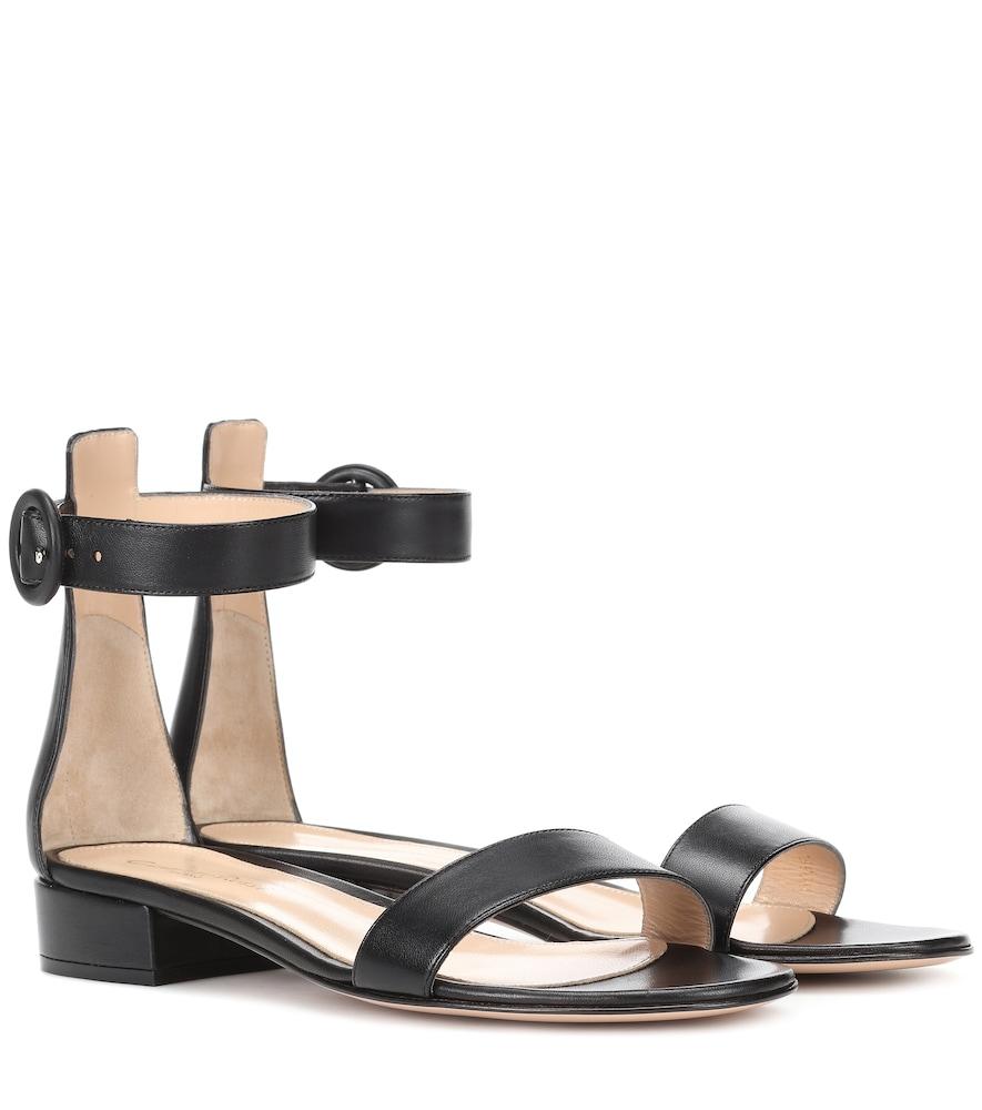 Versilia 20 leather sandals