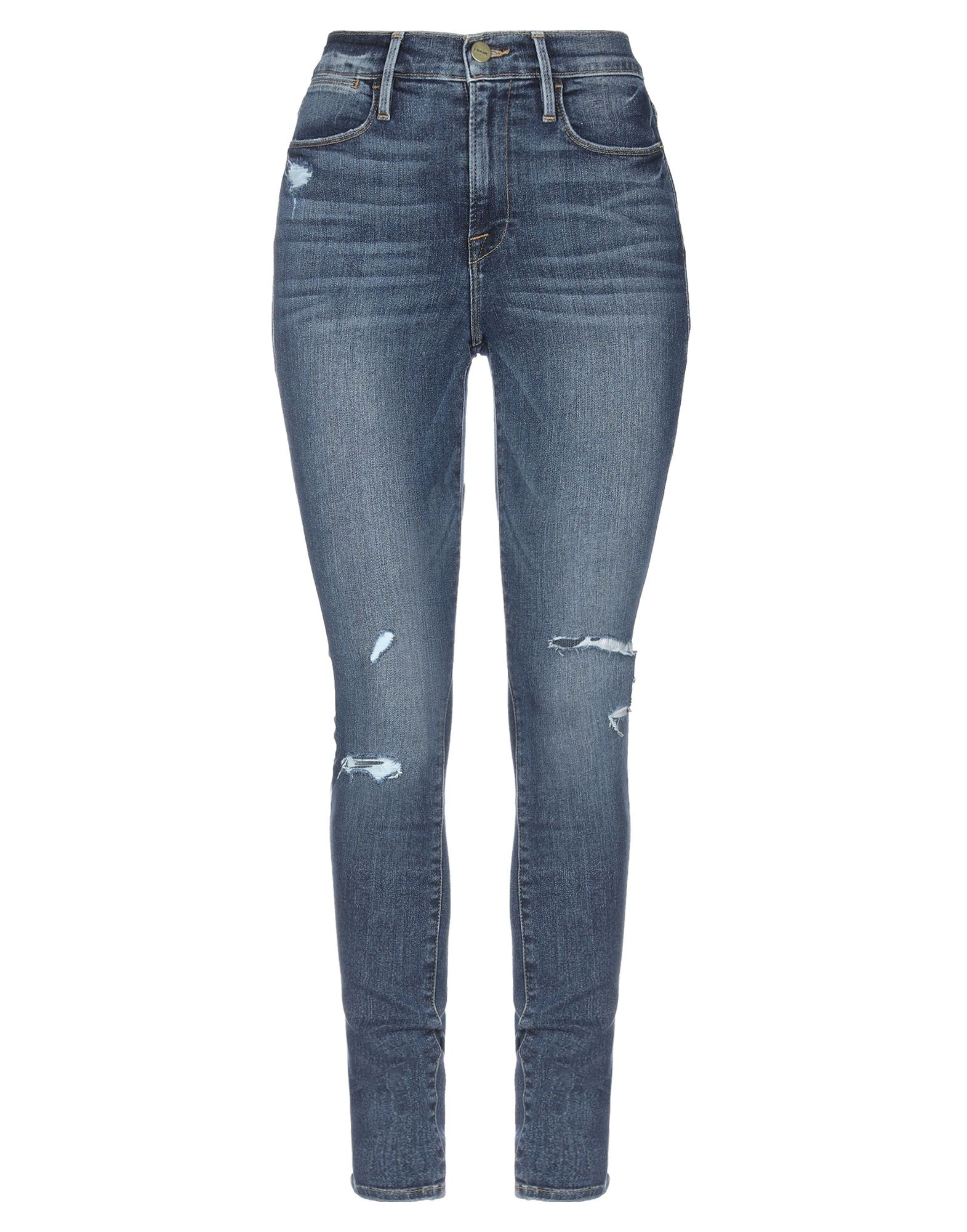 FRAME Denim pants - Item 42743113