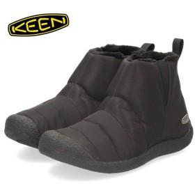 キーン KEEN ハウザー ミッド HOWSER MID 1019619 メンズ スニーカー スリッポン ブーツ ブラック