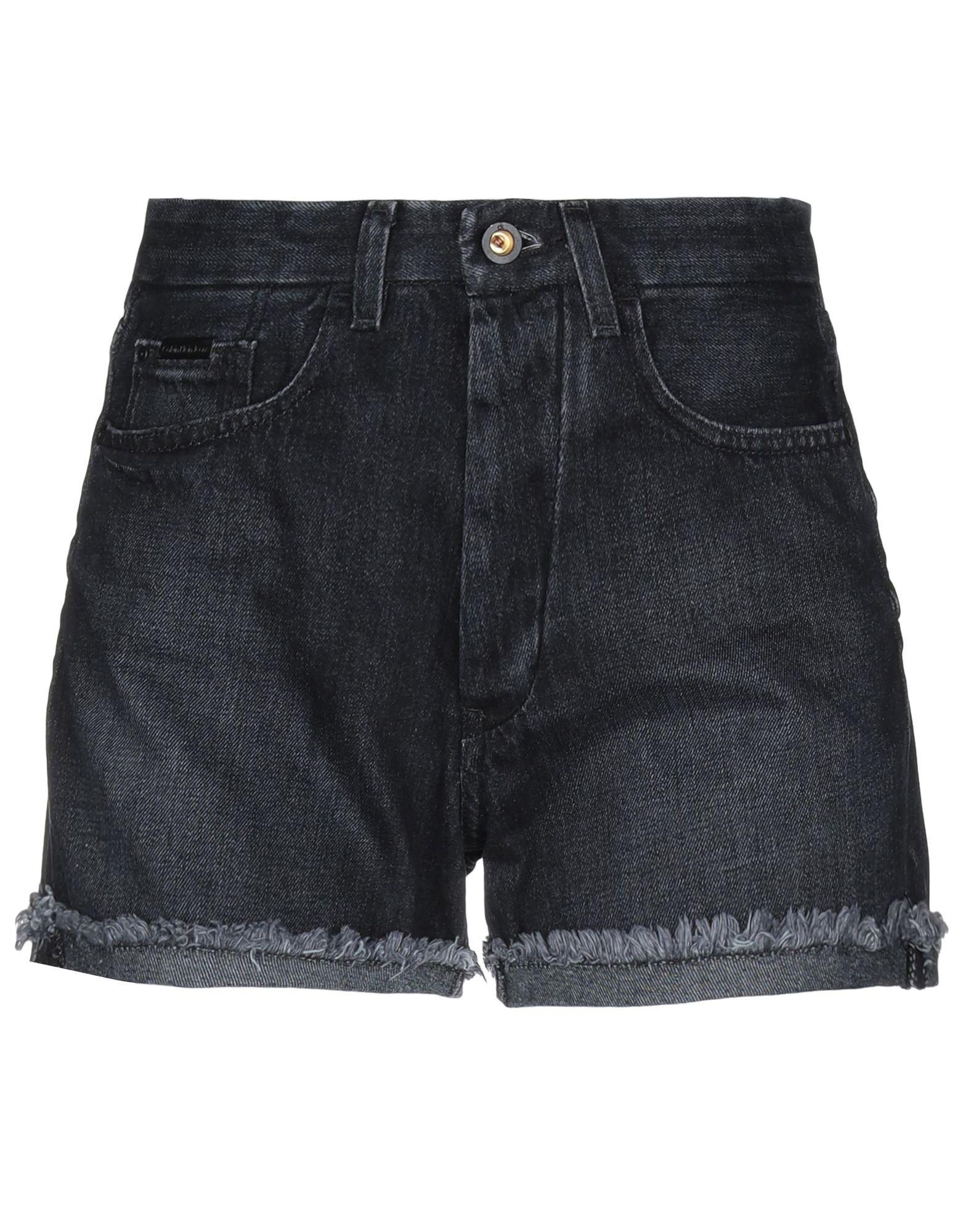 CALVIN KLEIN JEANS Denim shorts - Item 42721565