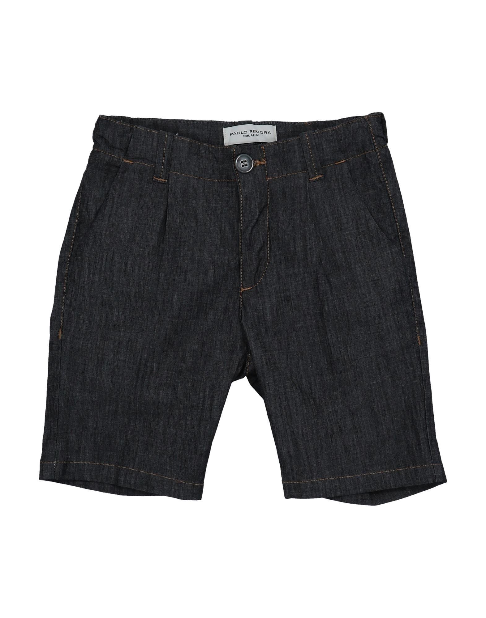 PAOLO PECORA Denim pants - Item 13290804