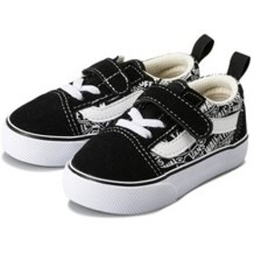 【SALE/送料無料】【ABC-MART:シューズ】V36BABY D.LOGO OLD SKOOL(12-14) BLACK/LOGO 596027-0001