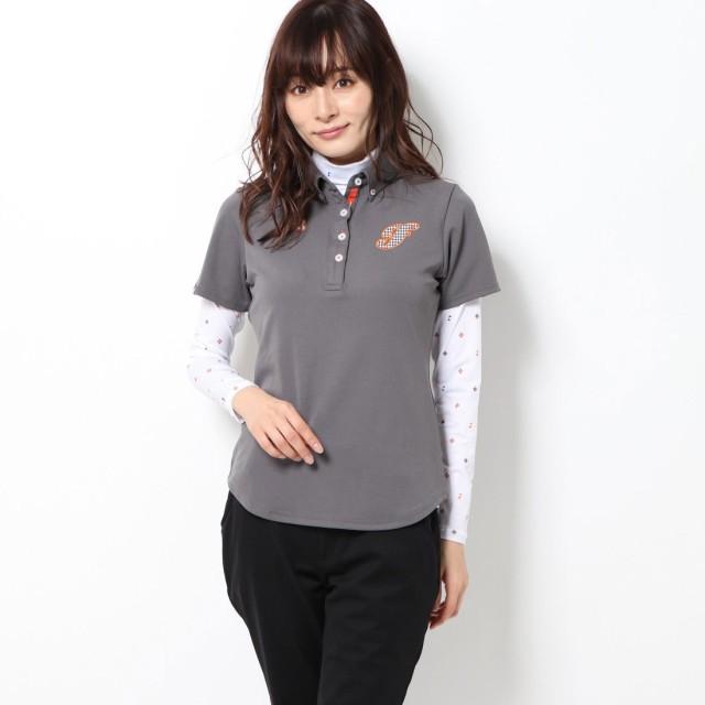 フィラ FILA レディース ゴルフ セットシャツ インナーセット半袖シャツ 799501