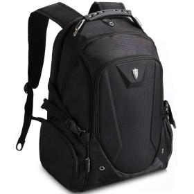 Victoriatourist(ビックトリア ツーリスト) ビジネスバッグ タウンリュック PCバッグ 撥水 大容量 多機能 通勤 通学 メンズ (6002ブラック)